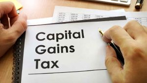 What are Capital Gains & Capital Assets?