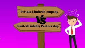 Read more about the article Llp vs Pvt ltd. Which one is better?