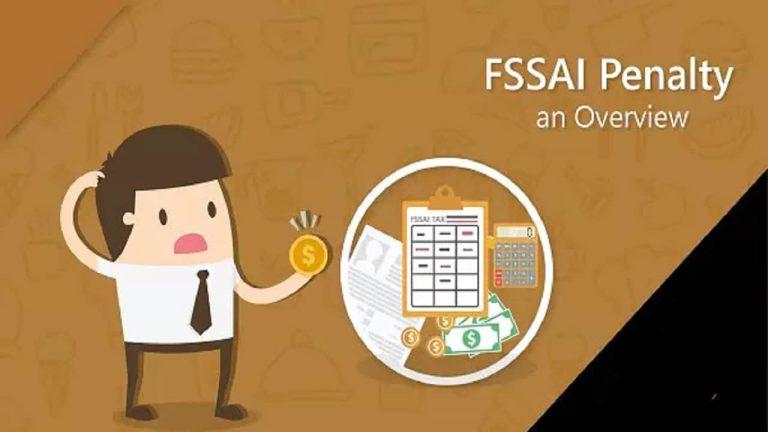 FSSAI Penalty
