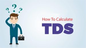How to calculate TDS on salary