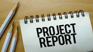 Project Report Format for bank loan