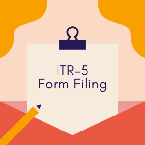 How to file ITR-5