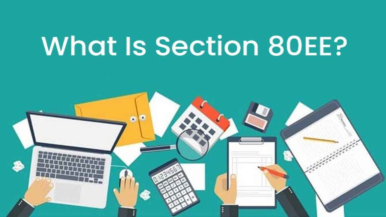 What Is Section 80EE?