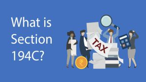 What is Section 194C?