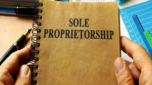 How to register a sole proprietorship in India?