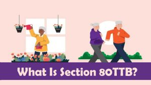 Read more about the article What Is Section 80TTB?