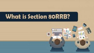 What is Section 80RRB?