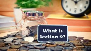 What is Section 9 of the Income Tax Act?