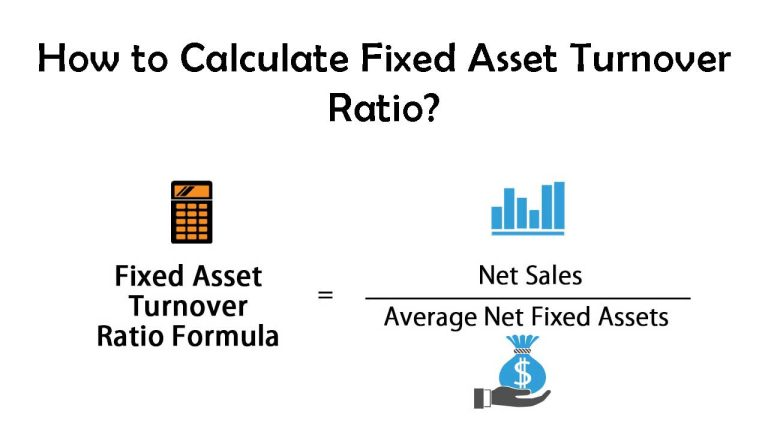 Read more about the article How to Calculate Fixed Asset Turnover Ratio?