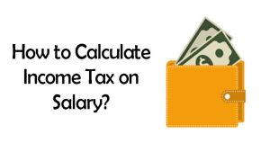 Read more about the article How to Calculate Income Tax on Salary?