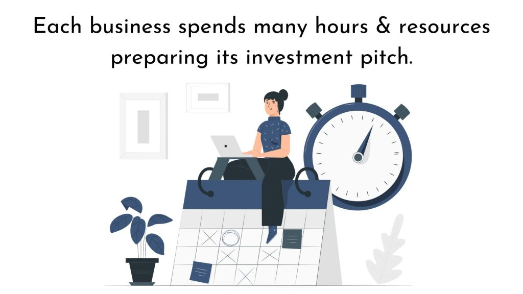 On average, a business spends 24+ hrs